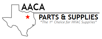 aaca parts supplies the 1st choice for hvac supplies